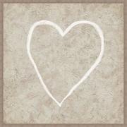 PTM Images Heart Giclee Print Framed Wall Art