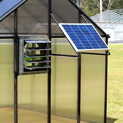 Riverstone Industries Corporation Monticello Solar Powered Ventilation System WYF078277721177