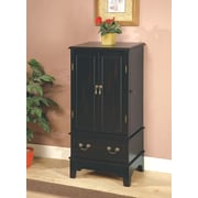 Wildon Home   Wapato Jewelry Armoire with Mirror