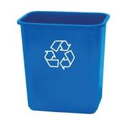 United Solutions 7 Gallon Recycling Wastebasket