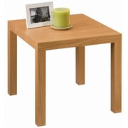 DHP Parsons End Table; Natural