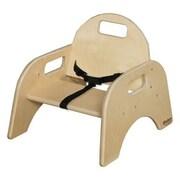 Wood Designs Wood Classroom Chair; 5''