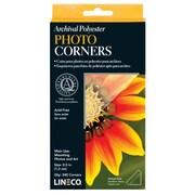 Lineco Self-Adhesive Mylar Photo Corners