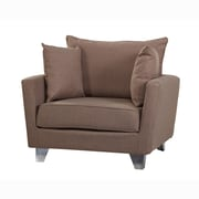 Gold Sparrow Lexington Arm Chair; Cappuccino