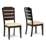 Wholesale Interiors Baxton Studio Victoria Side Chair (Set of 2)