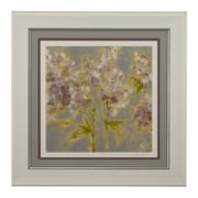 Bassett Mirror Ethereal Flowers I Framed Painting Print