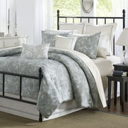 Harbor House Chelsea 4 Piece Reversible Comforter Set; King