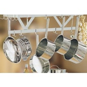A-Line by Advance Tabco Ceiling Pot Rack; 12'' H x 72'' W x 22'' D