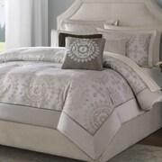 Madison Park Tilly 12 Piece Comforter Set; Queen