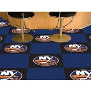 FANMATS NHL - Chicago Blackhawks Team Carpet Tiles; New York Islanders