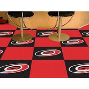 FANMATS NHL - Chicago Blackhawks Team Carpet Tiles; Carolina Hurricanes