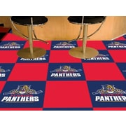 FANMATS NHL - Chicago Blackhawks Team Carpet Tiles; Florida Panthers