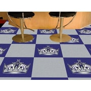FANMATS NHL - Chicago Blackhawks Team Carpet Tiles; Los Angeles Kings