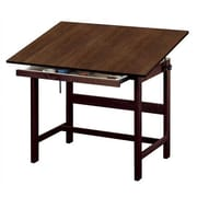 Alvin and Co. Titan Melamine Office Height Drafting Table; 42'' W x 31'' D