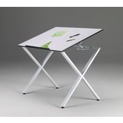 Martin Universal Design X Factor Drawing/Drafting Table; White