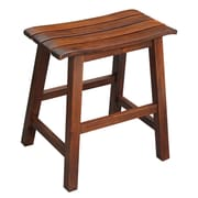 International Concepts 18.25'' Bar Stool; Espresso