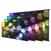 Elite Screens DIY White Portable Projection Screen; 135'' Diagonal