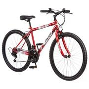 Pacific Cycle Men's Stratus - Rigid Fork Mountain Bike