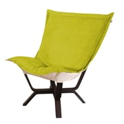 Howard Elliott Milan Mojo Puff Chair; Kiwi