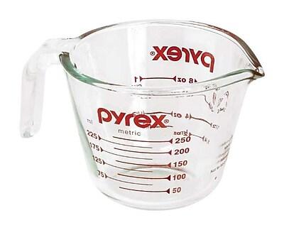 Pyrex Prepware 1 Cup Measuring Cup WYF078277120581