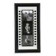 Bassett Mirror Black and White Film I Framed Photographic Print