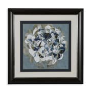 Bassett Mirror Elegant Hydrangeas II Framed Graphic Art