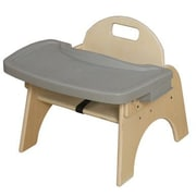 Wood Designs Manufactured Wood Classroom Chair; 7''