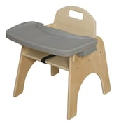 Wood Designs Manufactured Wood Classroom Chair; 11''