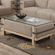 Emerald Home Furnishings Viewpoint Coffee Table