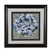 Bassett Mirror Elegant Hydrangeas I Framed Graphic Art