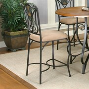 Sunset Trading Vail 24'' Bar Stool with Cushion