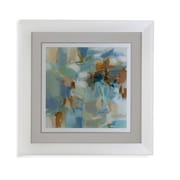 Bassett Mirror West of the Sea Framed Painting Print