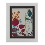 Bassett Mirror Metro Garden II Framed Graphic Art
