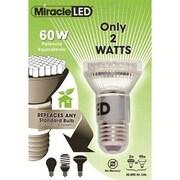 Miracle LED 60W 130-Volt LED Light Bulb