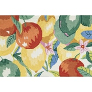 Homefires Citrus Bunch Area Rug