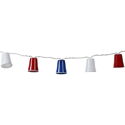 DEI Party Cup 10 Light String Light WYF078277330226