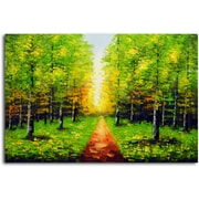 Omax Decor 'Spring Light' Original Painting on Canvas