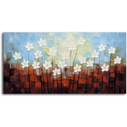 Omax Decor True Beauty Stands Out Painting on Canvas