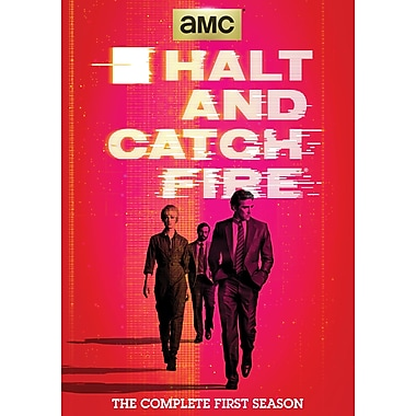 Halt and Catch Fire: Season 1 (DVD)