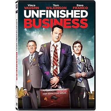 Unfinished Business (DVD)