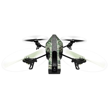 Parrot – Quadricoptère Drone 2 édition Elite, Jungle Flight (PF721802)