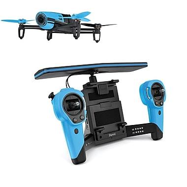 Parrot Bebop Drone, SkyController Bundle, Blue (PF725101)