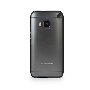 Puregear 61105PG Slim Shell One M9, Clear/Black