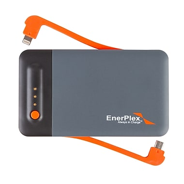 EnerPlex Lightning Jumpr Stack 6 Stackable Chainable Chargepack, 6200mAh