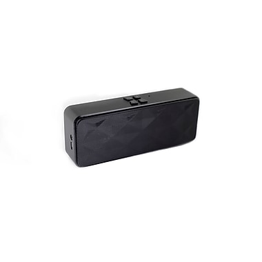 Muvit Bluetooth Dual Sound Bar Speakerphone, Black