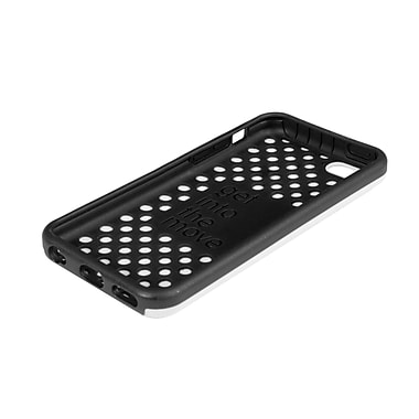 Muvit – Étui Fushion pour iPhone 5C, blanc