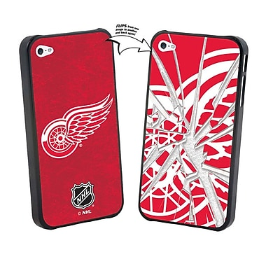 NHL Detroit Red Wings Broken Glass Case Limited Edition, iPhone 5/5S