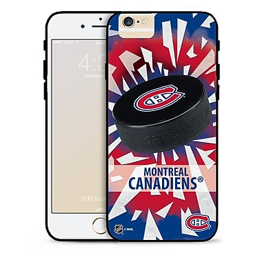 NHL Montreal Canadiens Puck Shatter Cover Limited Edition, iPhone 6