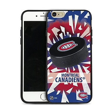 NHL Montreal Canadiens Puck Shatter Cover Limited Edition, iPhone 6 Plus