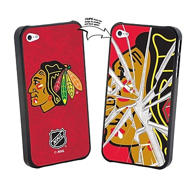 NHL Chicago Blackhawks Broken Glass Case Limited Edition, iPhone 5/5S